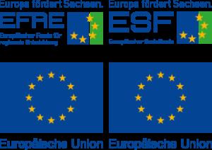 ESF EFRE EU Förderung Logo