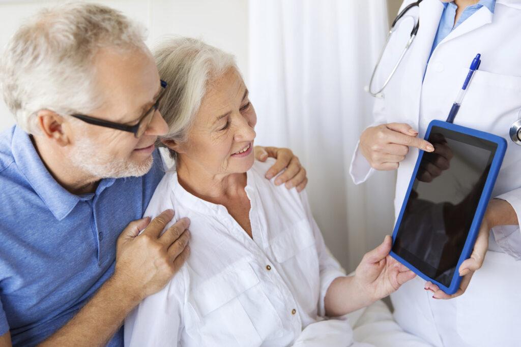 Lösungen für medizinische Betreuung