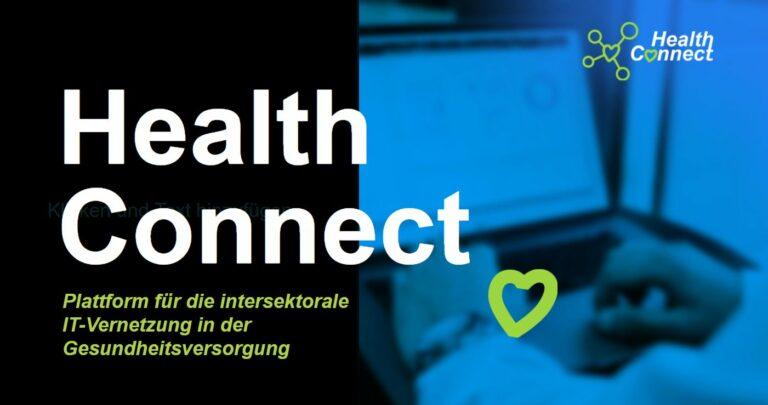 Health.connect Symposium Bild